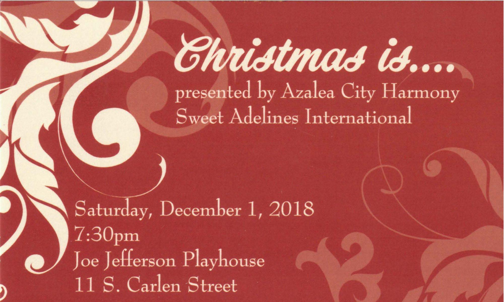 Azalea City Harmony